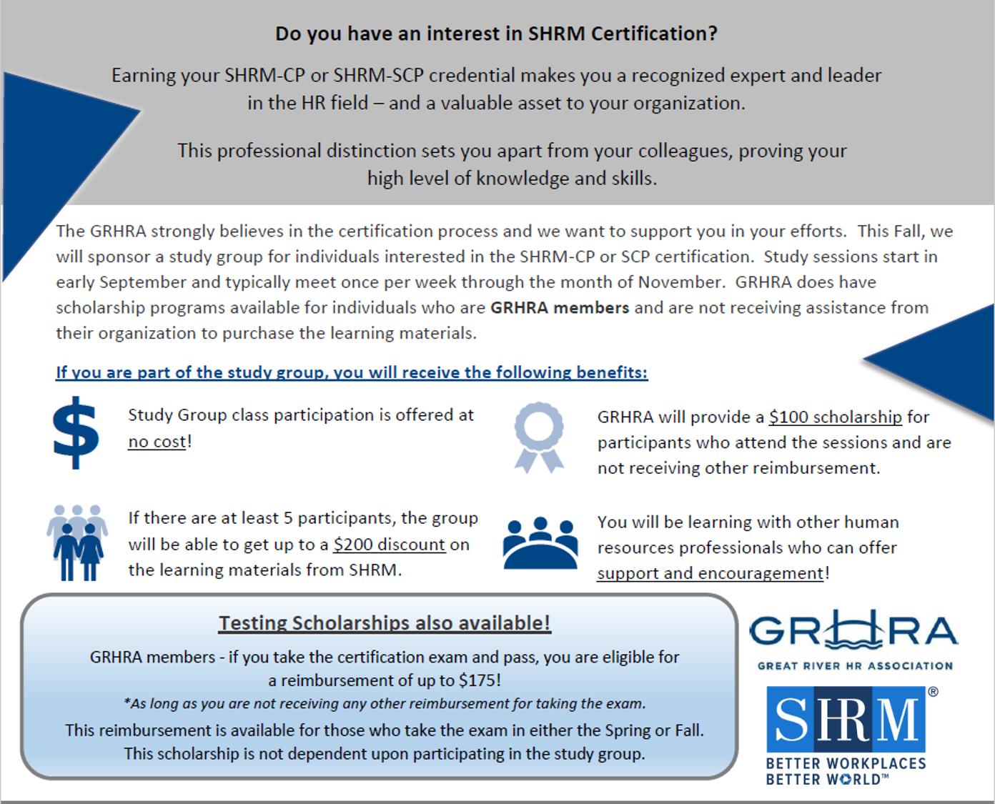 shrm-certification-2020-information