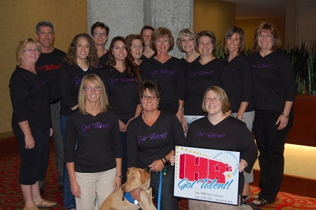 2012 IA SHRM Conference Leadership Team