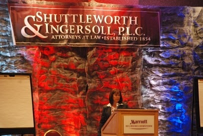 2012 Preconference Speakers - Shuttleworth & Ingersoll